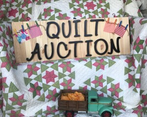 Guild Auction coming up Octoer 14th.